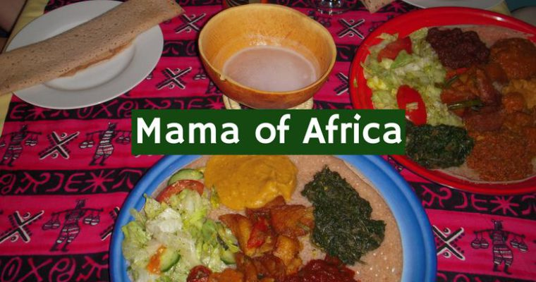 Mama of Africa – Internationales Essen in Gießen